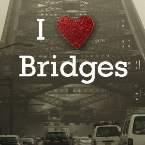 Polly loves bridges