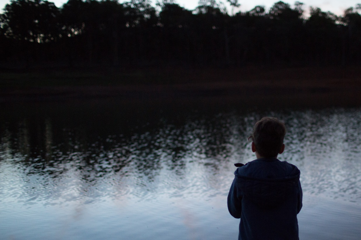 joel harvey dam