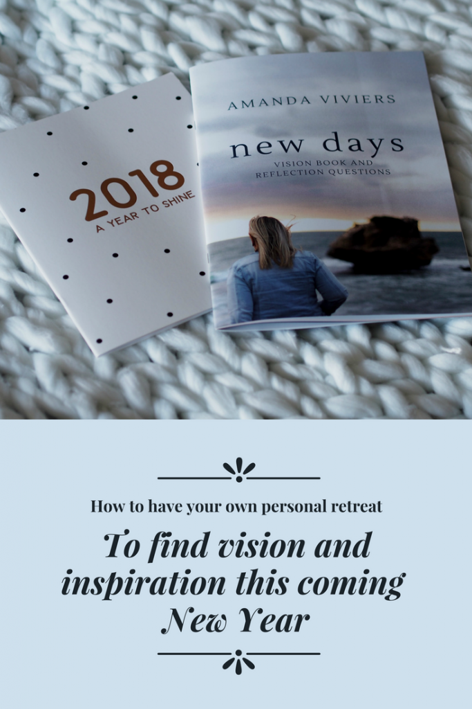 How to Retreat and Find Vision